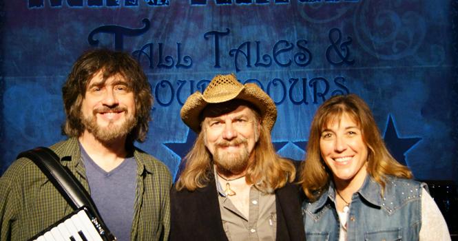 Trio - Michael Webb, Mike Aiken, Amy Aiken