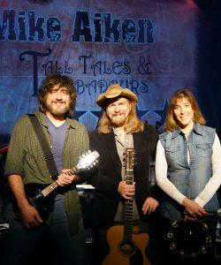 Michael Webb, Mike Aiken, Amy Aiken