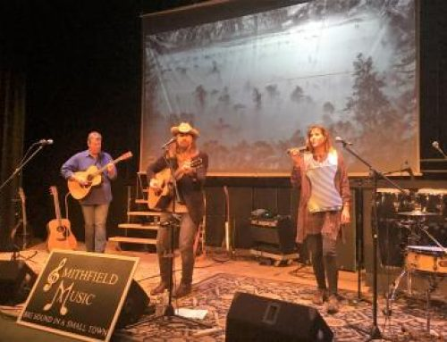 No Depression Review of Mike's Tall Tales & Troubadours Show